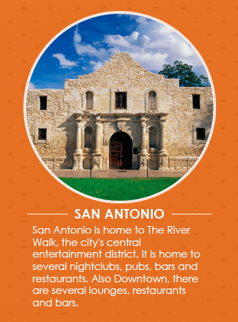San Antonio Location